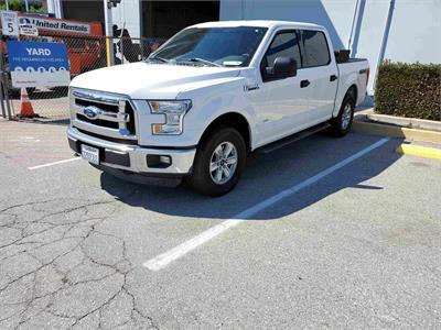 2015 Ford F-150 (Crew)