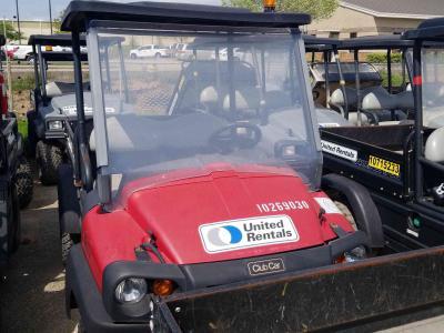 Club Car  XRT1550G 2014
