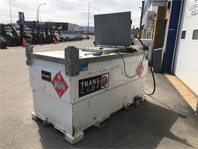 2017 Western Global TransCube 20TCG (w/Pump)
