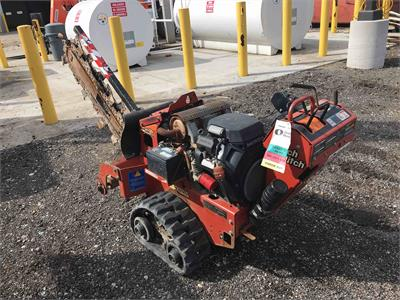 2013 Ditch Witch RT24