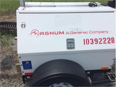 Magnum (Generac) 2015 MLT4150