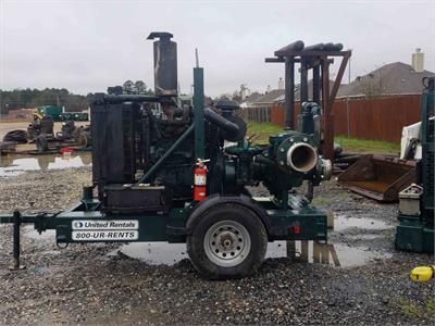 2014 Pioneer Pump PP88S12
