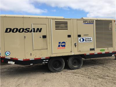 2013 IR Doosan HP1600 T4i