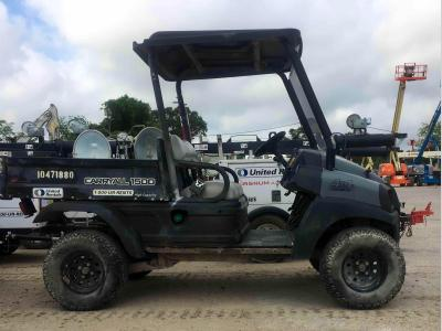 2016 Club Car Carryall 1500