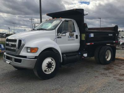 2014 Ford F-750