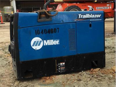 2015 Miller Trailblazer 325