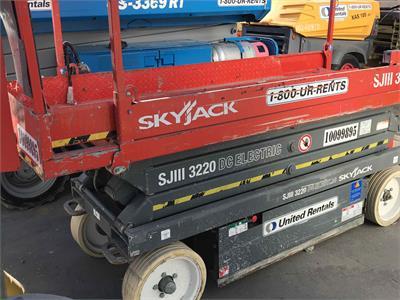 2012 Skyjack SJIII 3220