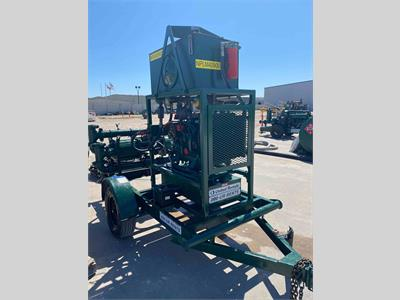 2009 Bayou City Pump Sludgemaster H4X12CP