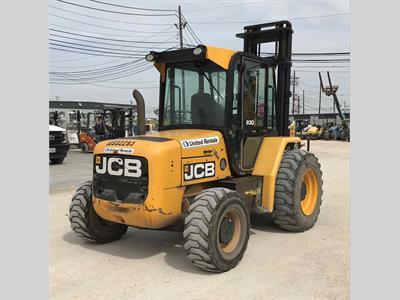 2016 JCB 930 4-WD