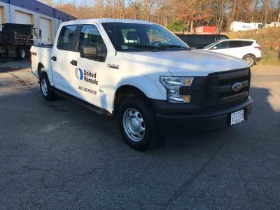 2017 Ford F-150 (Crew)