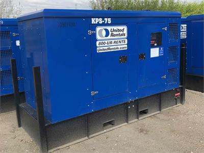 2019 Kustom Power Solutions KPS75