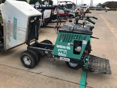 2016 Multiquip Whiteman WBH-16