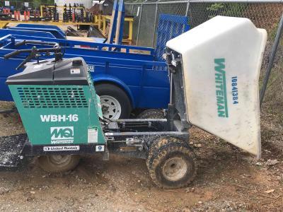 2018 Multiquip Whiteman WBH-16EF
