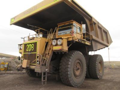 1991 Unit Rig MT3700