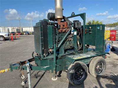 2013 D&D Machine & Hydraulics 600D