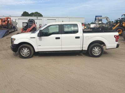 2016 Ford F-150 (Crew)