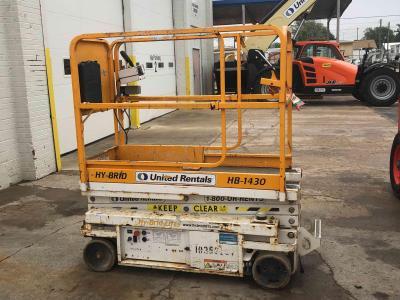 2015 HY-BRID LIFTS (Custom Equipment, LLC) HB-1430