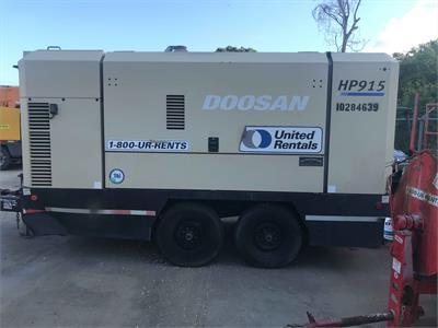 2014 IR Doosan HP915 T4i