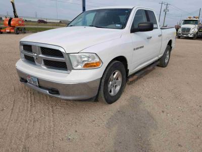 2011 Dodge 1500 (Crew)