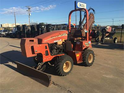 2012 Ditch Witch RT45