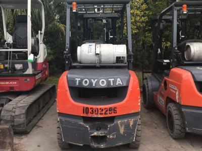 Toyota  8FGU30 2014