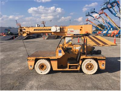2007 Broderson IC-35-2D