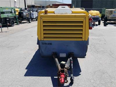 2013 Atlas Copco XAS 400 IT4