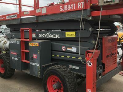 2014 Skyjack SJ8841 RT