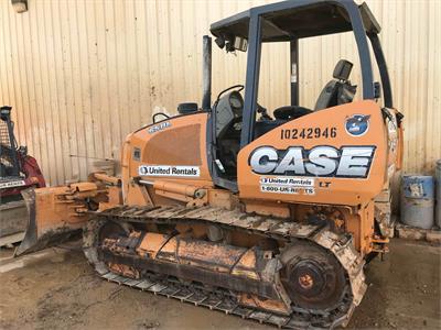 2014 Case 650L LT
