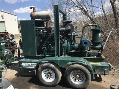 2011 Pioneer Pump PP64C21
