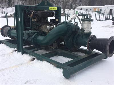 2013 Pioneer Pump PP14S17