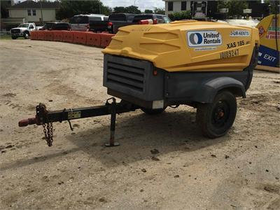 Atlas Copco XAS 185 IT4 2013