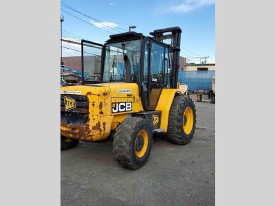 2013 JCB 930 4-WD