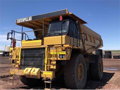 2003 Caterpillar 773E