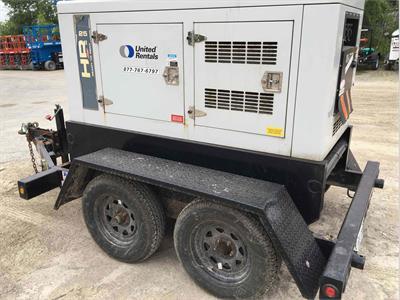 Light Towers & Generators - Diesel Generators - United Rentals