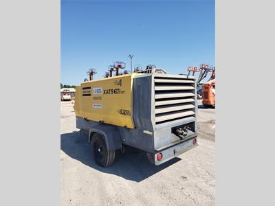 Atlas Copco XATS 750 IT4 2013