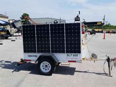 2011 Progress Solar Solutions SLT800