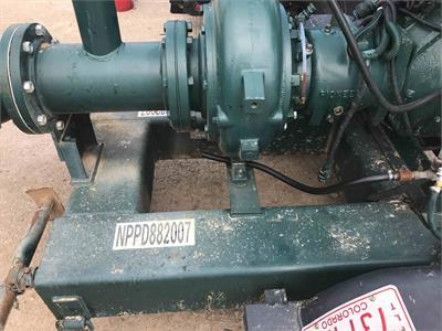 2012 Pioneer Pump VP88S12