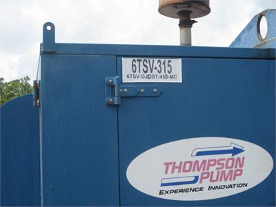 2005 Thompson Pump 6TSV-DJDR