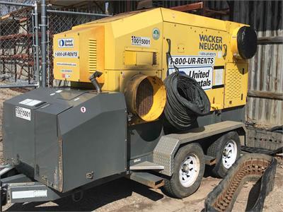 2011 Wacker Neuson HI750