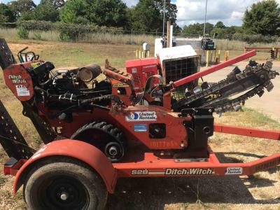 Ditch Witch RT24 2013
