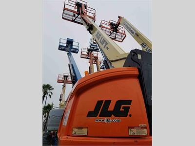 2015 JLG 460SJ