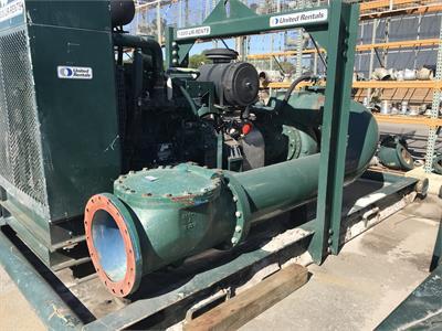 2015 Pioneer Pump PP18S22