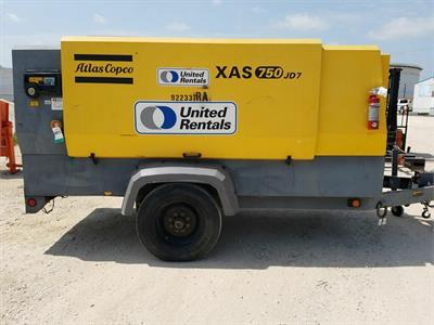 Atlas Copco XAS 2012 750 (T2/3)