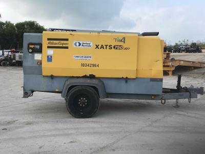 2015 Atlas Copco XATS 750 IT4