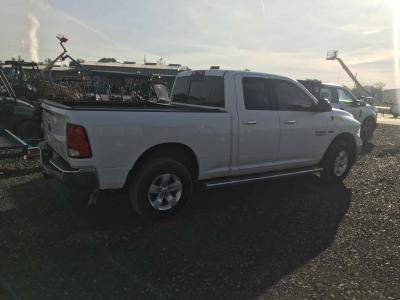 2015 Dodge 1500 (cabine)