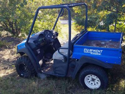 2012 New Holland Rustler 115