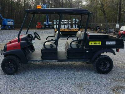 Club Car  XRT1550GSE 2014