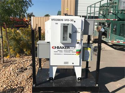 2014 BakerCorp VFD-30