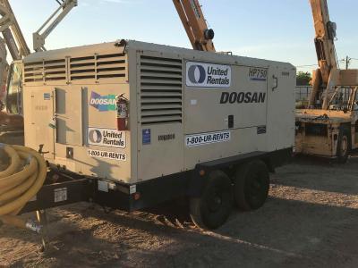 IR Doosan HP750 T4i 2012